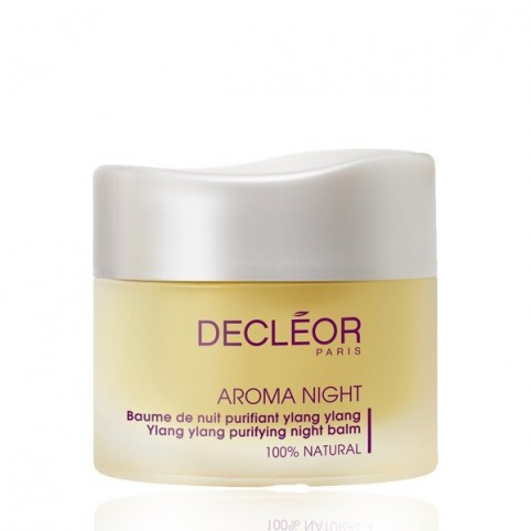 Decleor Aroma Night Baume Nuit Purifiant Ylang 30ml - DECLEOR. Perfumes Paris