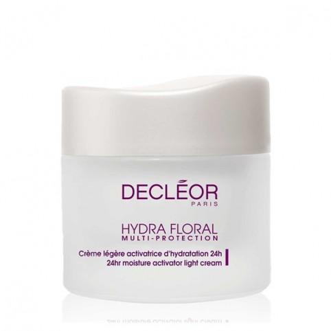 Decleor Hydrafloral Crema Suave 50ml - DECLEOR. Perfumes Paris