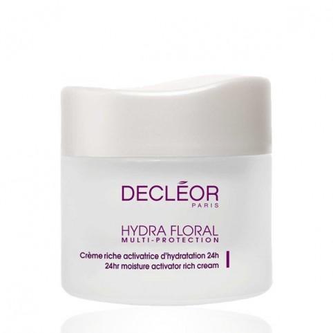 Decleor Hydrafloral Creme Riche 50ml - DECLEOR. Perfumes Paris