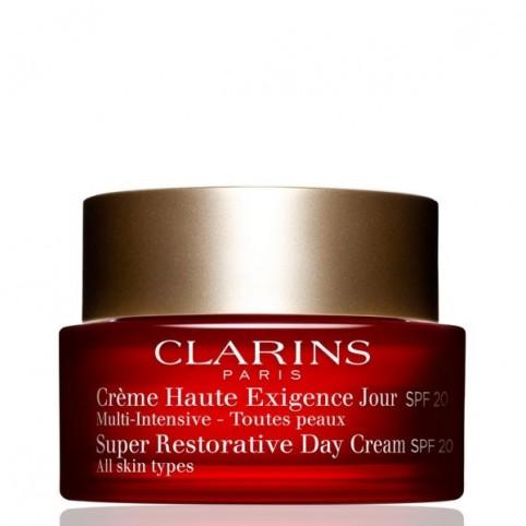 Multi-Intensiva Crema Día SPF20 50ml - CLARINS. Perfumes Paris