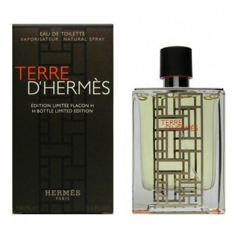 Terre d'Hermès EDT 100ml E.Limitada H1 - HERMES. Perfumes Paris