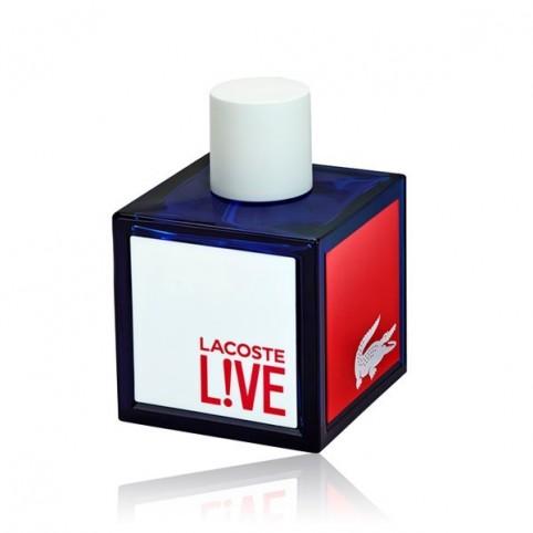 Lacoste L!ve EDT - LACOSTE. Perfumes Paris