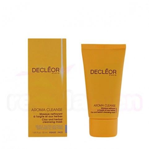 Aroma Cleanse Masque à L'argile/Herbes 50ml - DECLEOR. Perfumes Paris
