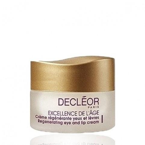Decleor Excellence de l'Age Antiedad Global Yeux-Levres CRM 15ml - DECLEOR. Perfumes Paris