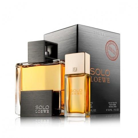 Set Solo Loewe EDT 125ML + 30ML - LOEWE. Perfumes Paris