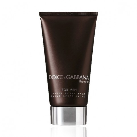 The One After Shave Balm - DOLCE & GABBANA. Perfumes Paris