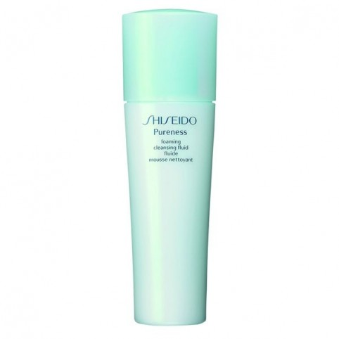 Pureness Foaming Cleansing Fluido - SHISEIDO. Perfumes Paris