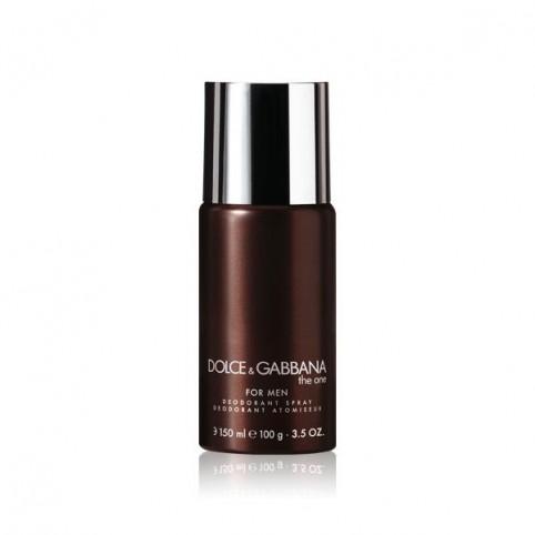 The One Men Desodorante 150ml - DOLCE & GABBANA. Perfumes Paris