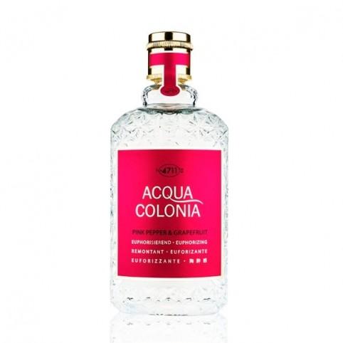 4711 Acqua Colonia Pimienta Rosa & Pomelo - 4711. Perfumes Paris