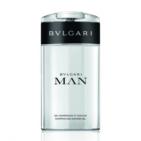 Bvlgari Man Gel 200ml - BVLGARI. Perfumes Paris