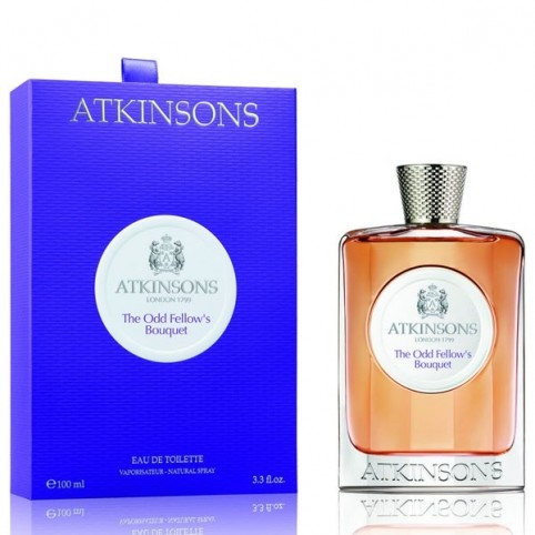Atkinsons Odd Fellows Bouquet EDT 100ml - ATKINSONS. Perfumes Paris