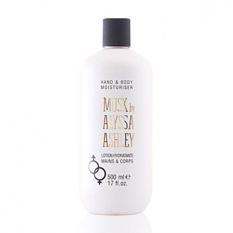 Musk Body Lotion - ALYSSA ASHLEY. Perfumes Paris