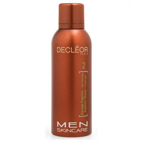 Decléor Men Skin Care Rasage Express Gel-Mousse - DECLEOR. Perfumes Paris