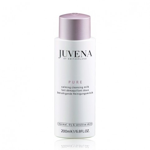 Juvena Calming Cleansing Milk 200ml - JUVENA. Perfumes Paris