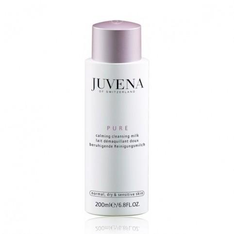 Juvena Calming Cleansing Milk 200ml - JUVENA. Perfumes Paris