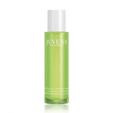 Juvena Phyto Detox Cleansing Oil 100ml - JUVENA. Perfumes Paris