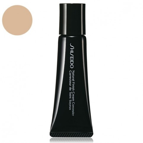 Natural Finish Cream Concealer - SHISEIDO. Perfumes Paris