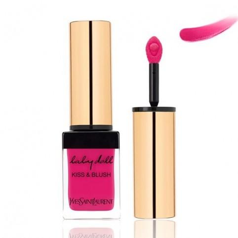Labios Kiss and Blush - YVES SAINT LAURENT. Perfumes Paris