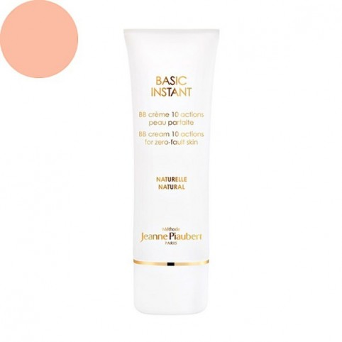 BB Cream Basic Instant Crème Natural 40ml - JEANNE PIAUBERT. Perfumes Paris