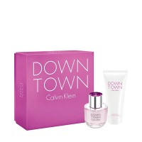 Set DownTown EDP 90ml + Body 200ml - CALVIN KLEIN. Comprar al Mejor Precio y leer opiniones