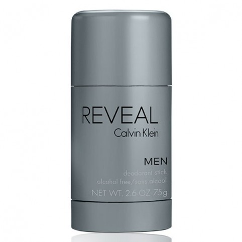 CK Reveal Men Stick 75gr - CALVIN KLEIN. Perfumes Paris