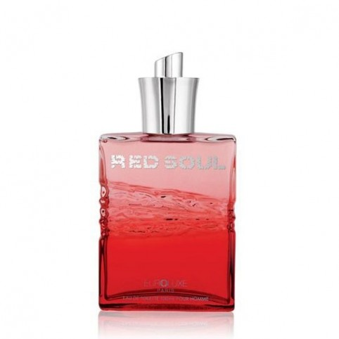 Luxe Red Soul Men EDT - . Perfumes Paris