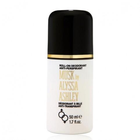 Alyssa Ashley Deo Roll-On 50ml - ALYSSA ASHLEY. Perfumes Paris