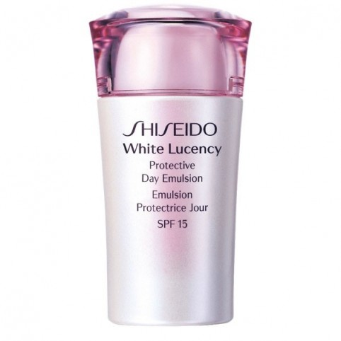 White Lucent Protective Day Emulsion - SHISEIDO. Perfumes Paris