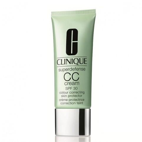 Superdefense CC Cream SPF30 Medium 40ml - CLINIQUE. Perfumes Paris