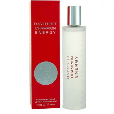 Champion Energy Aftershave Splash 90ml - DAVIDOFF. Perfumes Paris