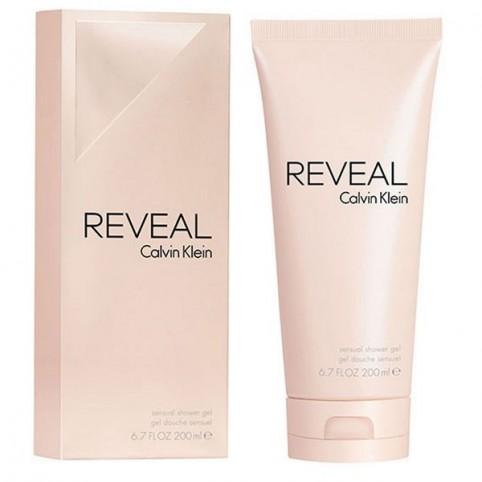 CK Reveal Gel de Baño 200ml - CALVIN KLEIN. Perfumes Paris