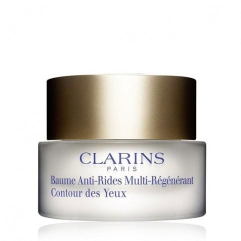 Multi-Régénérante Bálsamo Antiarrugas Ojos - CLARINS. Perfumes Paris