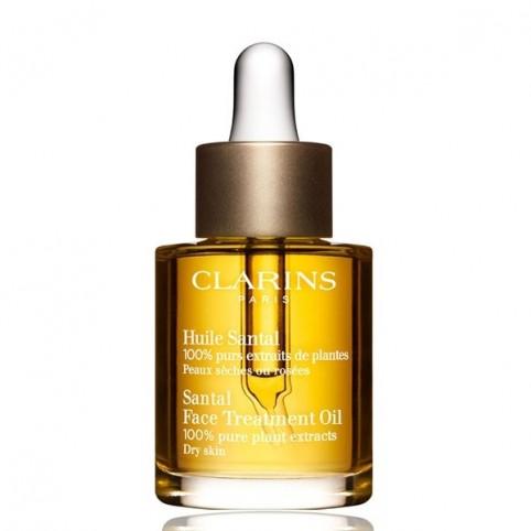 Aceite Cara Sandalo P/S 30ml - CLARINS. Perfumes Paris