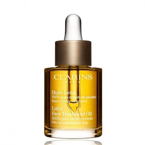 Aceite Cara Lotus Piel Mixta/Grasa - CLARINS. Perfumes Paris