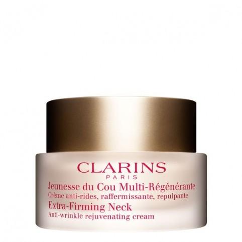 Multi-Régénérante Crema juventus del cuello - CLARINS. Perfumes Paris