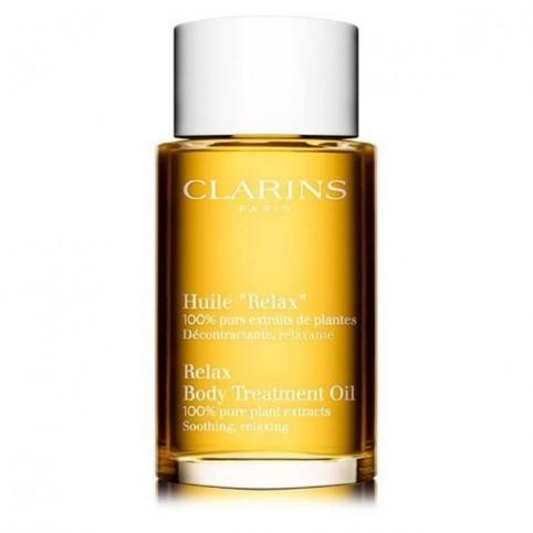 Aceite Relax Cuerpo 100ml - CLARINS. Perfumes Paris