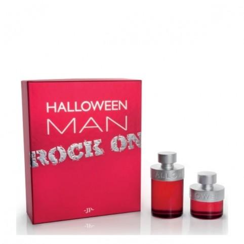Set Halloween Man Rock On - HALLOWEEN. Perfumes Paris