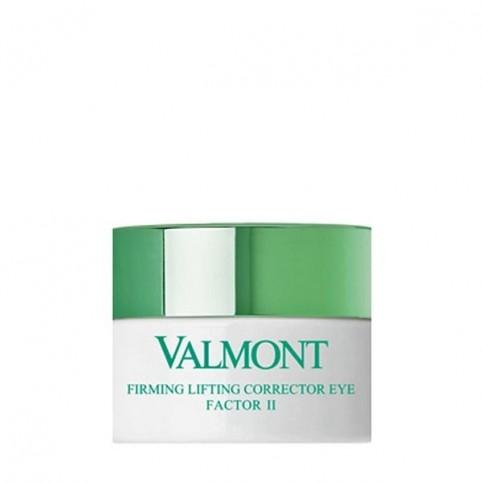Firming Lifting Corrector Eye Factor II 15ml - VALMONT. Perfumes Paris