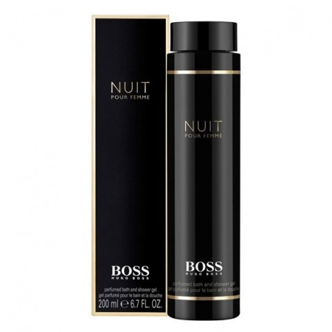 Boss Nuit Pour Femme Shower Gel 200ml - HUGO BOSS. Perfumes Paris