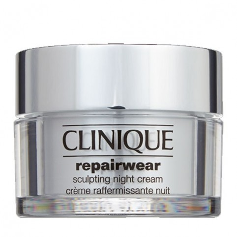 Repairwear Uplifting Crema Cuello Noche 50ml - CLINIQUE. Perfumes Paris