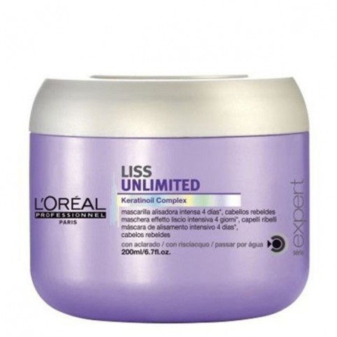 Liss Unlimited Mascarilla - L'OREAL PROFESSIONAL. Perfumes Paris