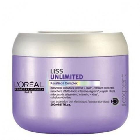 Liss Unlimited Mascarilla - L'OREAL PROFESSIONAL. Perfumes Paris