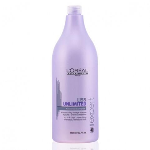 Liss Unlimited Champú - L'OREAL PROFESSIONAL. Perfumes Paris