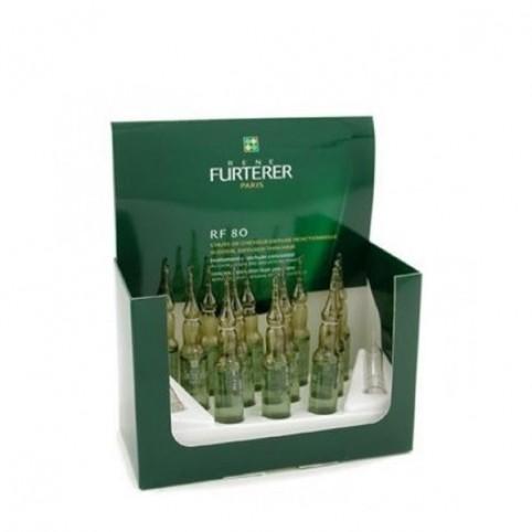 80 Tratamiento Anti-Caída 12x50ml - RENE FURTERER. Perfumes Paris