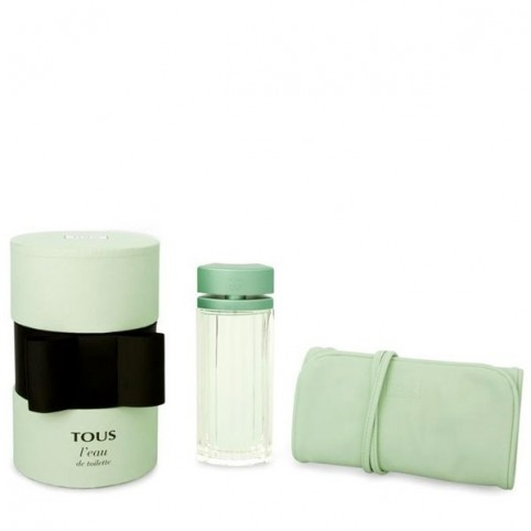 Set Tous L'Eau + Joyero - TOUS. Perfumes Paris