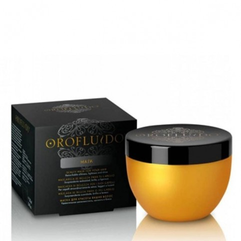 Revlon Orofluido Mascarilla - 200ml - REVLON. Perfumes Paris