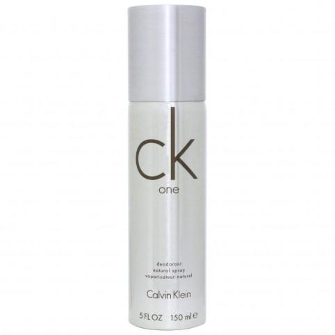 Ck one deo 150ml@ - CALVIN KLEIN. Perfumes Paris