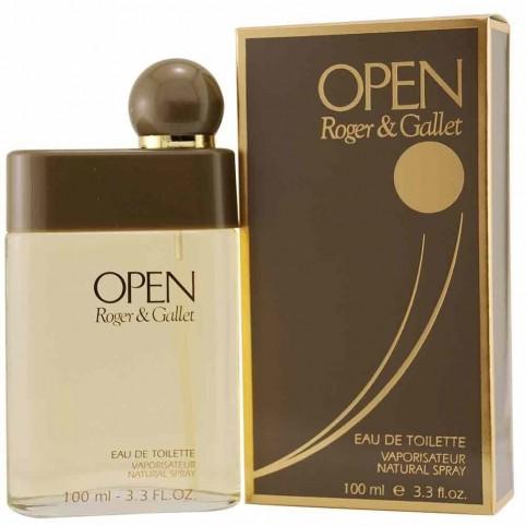 Roger gallet open men edt 100ml - ROGER & GALLET. Perfumes Paris
