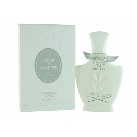 Creed love in white edt 75ml@ - CREED. Perfumes Paris