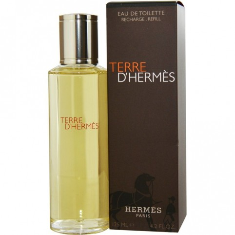 Terre d'hermes edp recarga de 125ml  - HERMES. Perfumes Paris